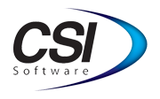 CSI Software Logo