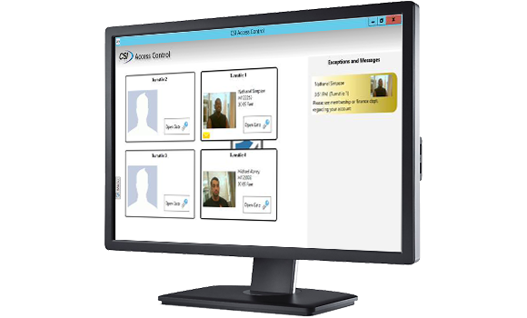 Access Control Management Software